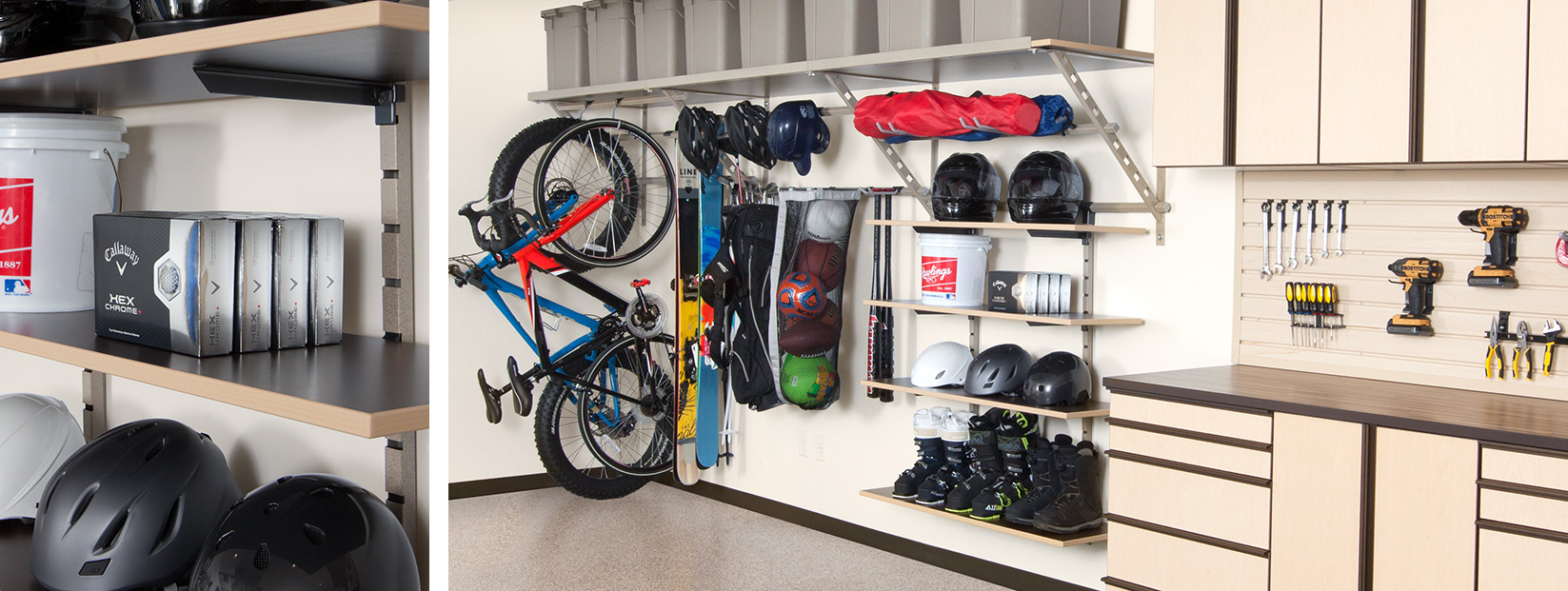Garage Shelving System Philadelphia