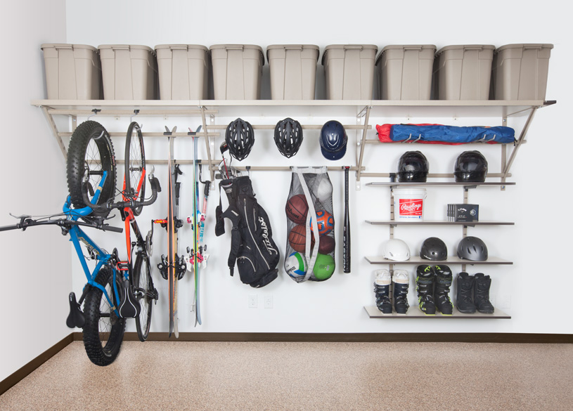 Philadelphia Garage Shelving