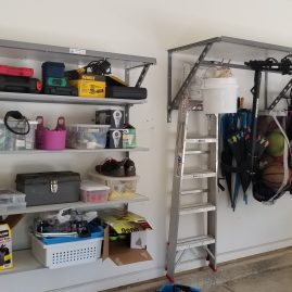 Philadelphia Garage Storage Shelves