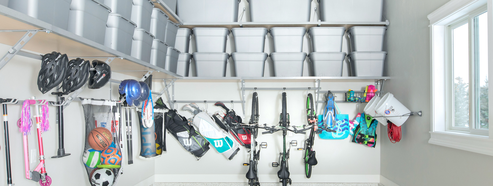 Garage Shelving Philadelphia